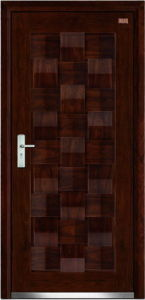 Steel Wooden Door (LT-305) pictures & photos