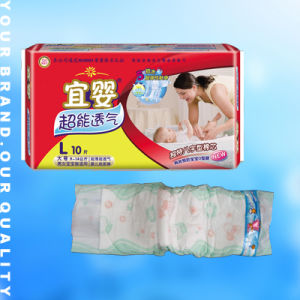 Disposable OEM Cheap Factory Baby Diapers (JHS064) pictures & photos