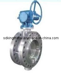 Two Way Metal to Metal JIS20k Butterfly Valves pictures & photos