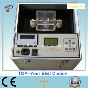 Fully Automatic Transformer Oil Dielectric Strength Testing Equipment (IIJ-II-80) pictures & photos
