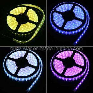 Unicolor IP67 Waterproof 5m SMD 5050 LED Strip Light 300 LED DC 12V 72W (OGX-5050U-06J)