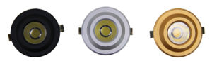 1W DC350mA Under Cabinet LED Down Light pictures & photos