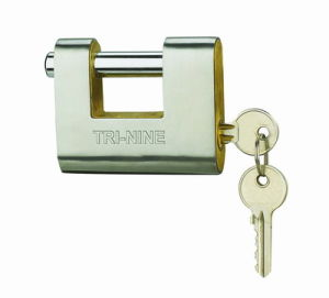 Stainless Steel Armored Padlock (BR960) pictures & photos