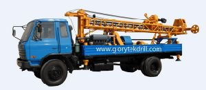 Gl-III Truck Mounted Drilling Rig pictures & photos