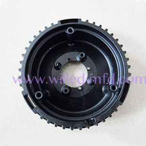 OEM Blackening CNC Machining Part