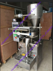 China Food Grain Dry Packaging Snack Powder Packing Machine pictures & photos