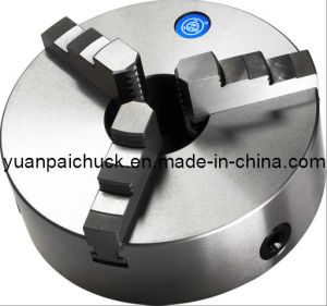 3-Jaw Plain Back Mounting Lathe Chuck (K11 100) pictures & photos