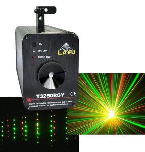 Twinkling Star Laser Light, Disco Light (T3250RGY)
