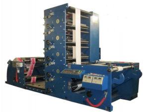 Automatic Flexo Printing Machine (AC950-5B) pictures & photos