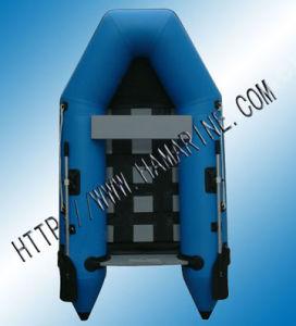Blue High Speed Rib Boat (HA-TD-270)