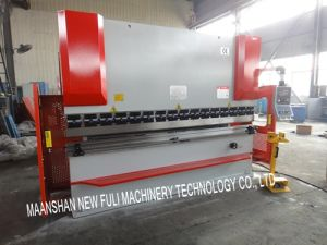 NFL-New Fuli-CNC Hydraulic Manual Press Brake Machine/Sheet Press Brake