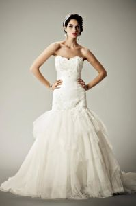 Wedding Dress Quincearen Gown (Saxony)
