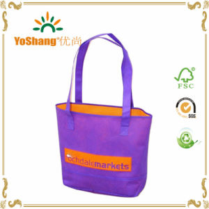Best Quality Non Woven Promotional Bag for Market Shopping pictures & photos