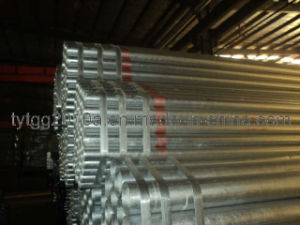 ERW Hot Dipped Galvanized Steel Tube pictures & photos