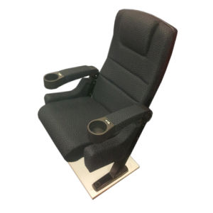 China Cinema Equipment Hot Sale Cheap Theater Chair (SD22E) pictures & photos