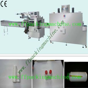 Automatic Bottle Flow Shrink Packing Machine pictures & photos