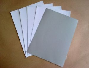 230GSM Gray Back Paper Board pictures & photos