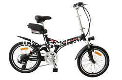 Foldable Suspension Electric Bicycle (TDN-009Z)