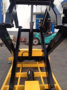 9m Hydraulic Movable Scissor Lift with Ce Approved pictures & photos