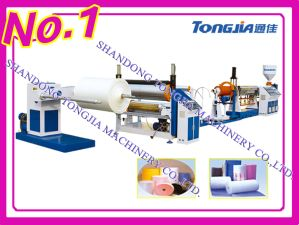 PE Foamed Package Film Extrusion Machine pictures & photos