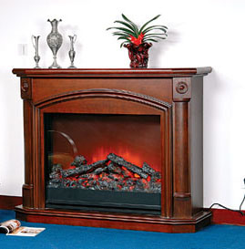 Electric Fireplace(002-150) pictures & photos