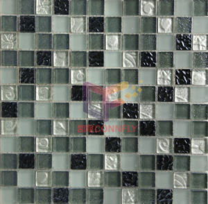 23*23*8 Mixed Color Glass Mosaic Tiles (CFC118) pictures & photos