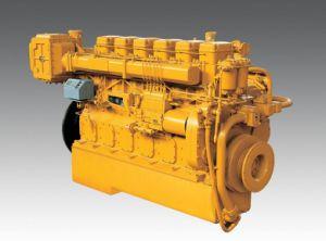 6 In-Line Marine Diesel Engine (6190ZLC)