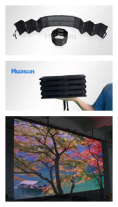 P6mm Flexible & Soft Full Color Indoor LED Curtain Display