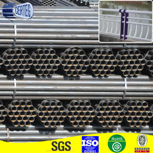 Hot Rolled ERW Welding 60mm Diameter Round Pipe for Clamps pictures & photos
