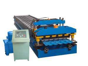 Tile Press Roll Forming Machine