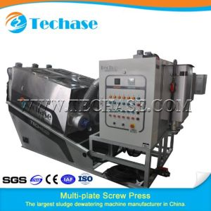 Dryer Sewage Treatment Machine for Refuse Leachate Better Than Belt Press pictures & photos