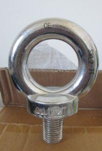 Ss M27 DIN 580 Eye Bolt