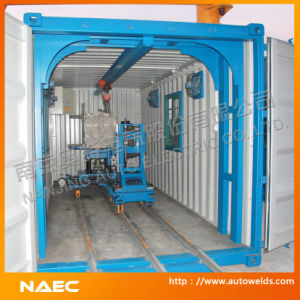 Containerized Type Pipe Spool Fabrication Production Line pictures & photos