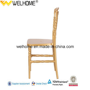 High Quality Gold Resin Napoleon Chair for Party/Wedding/Event pictures & photos