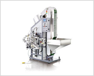 Automatic Hot Stamping Machine for Bottle Lids Round Surface Printing