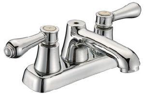 """4"""" 2 Handle Lavatory(Bathroom) Faucet (E-64) pictures & photos"""