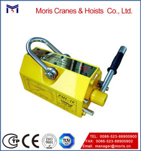 Industrial Area Steel Lifting Magnet Lifter Hoist or Crane pictures & photos