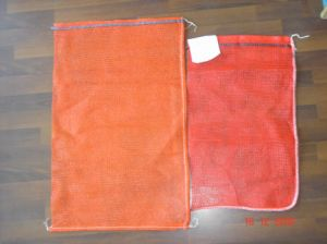 Overlock Leno Mesh Bag pictures & photos