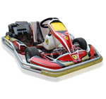 200cc 4-Stoke Hire Kart / Rental Kart for Recreation and Fun