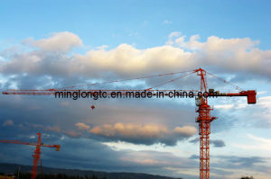 Topkit Tower Crane (TC7040) -16t-18t pictures & photos
