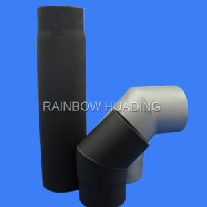 Carbon Steel Pipe for Chimney Stove Fireplace pictures & photos