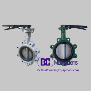 Butterfly Valve with ISO9001 Approved