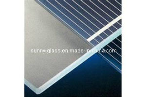 3.2mm 4mm Ar Coated Tempered Solar Glass pictures & photos