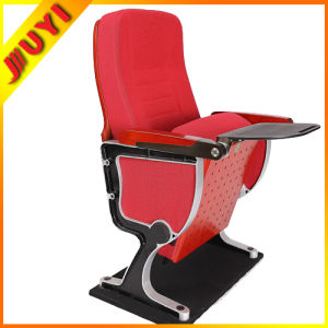 Jy-989 Factory Price Steel Leg Armrest Chair with Pads Hall Chair Public Furniture pictures & photos