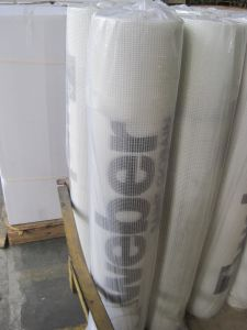 Fiberglass Mesh Fabric with Printing Logo for EU pictures & photos