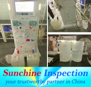 Dialysis Machine Quality Inspection / Quality Control Services for Medical Equipment pictures & photos