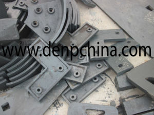 Impact Crusher Liner Plate Lining Board pictures & photos