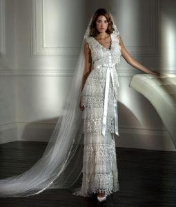 Wedding Dress For Arab