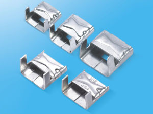 Ss 316 Banding Clip for Cable Tie Band pictures & photos