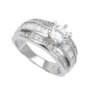 925 Silver Jewelry Ring (210783) Weight 7.4G